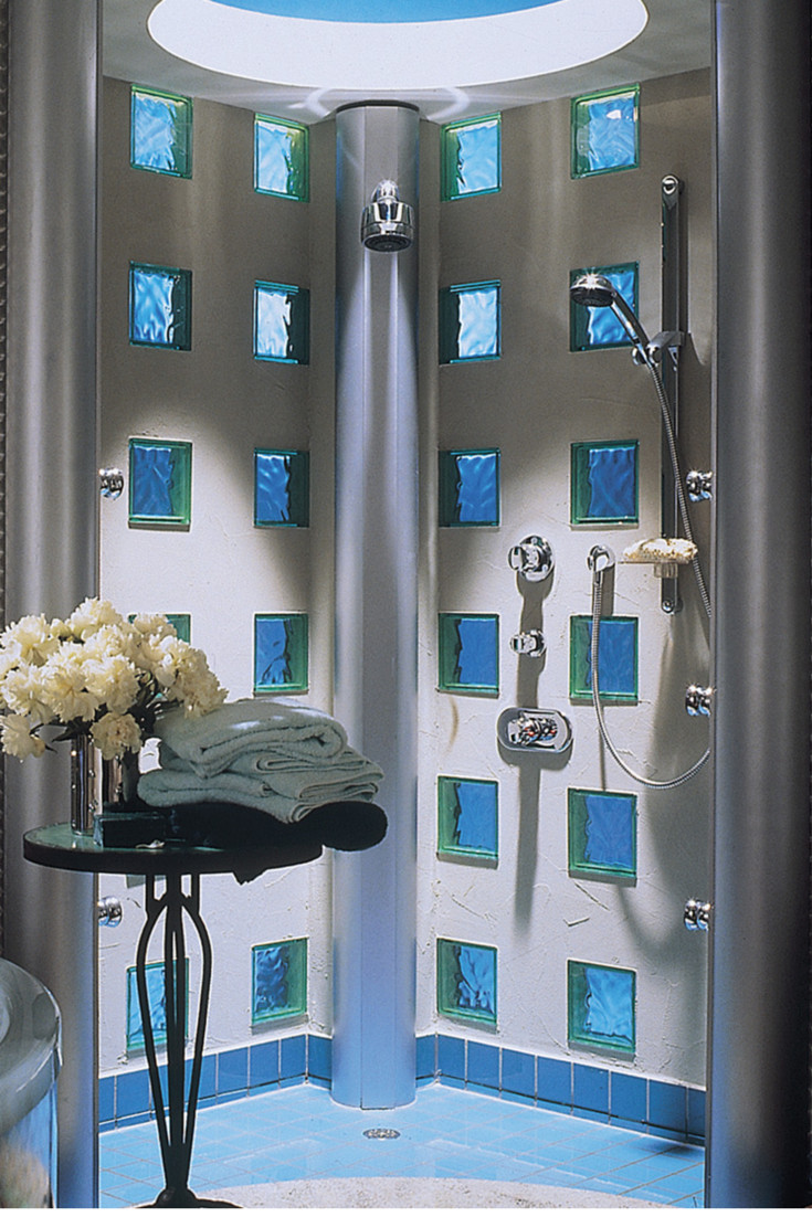 Ideas Glass Block Windows 5 Design Ideas to Modernize A Glass Block Wall or Window