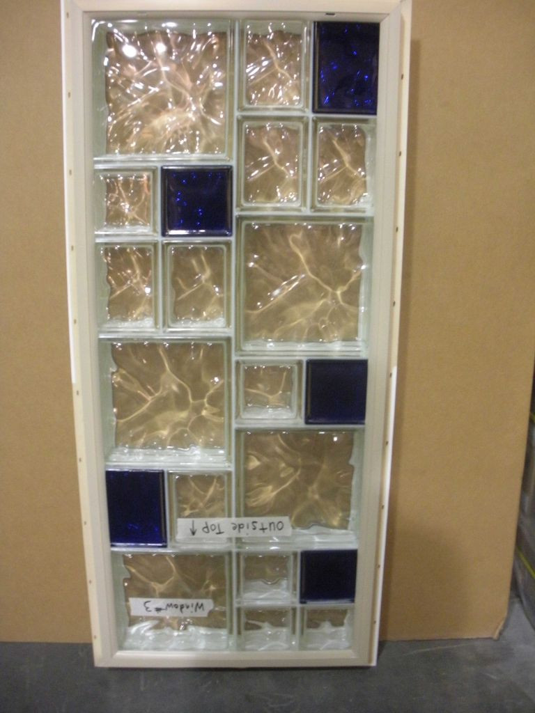 Ideas Glass Block Windows Frosted Glass Block