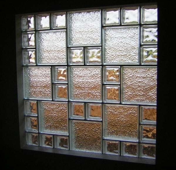 Ideas Glass Block Windows Glass Block Glass Block Windows for the Bathroom