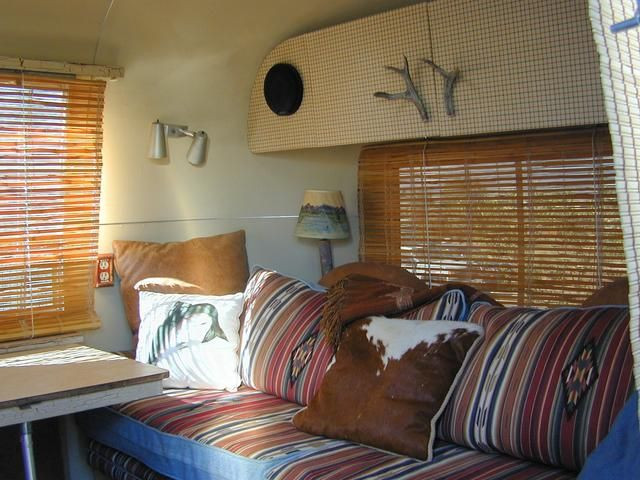 Interesting Airstream Interior Design 1000 Ideas About Camper Interior Design On Pinterest