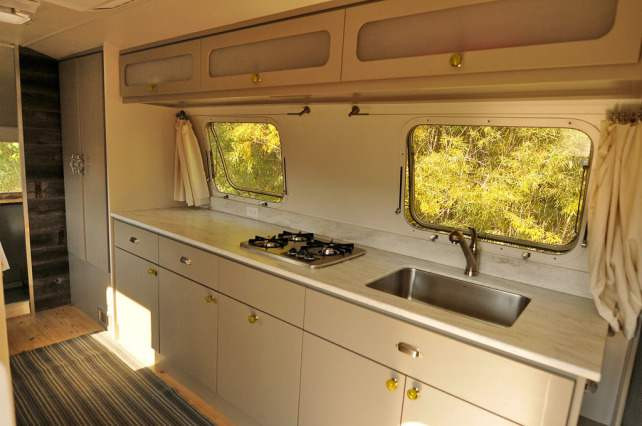 Interesting Airstream Interior Design 15 Awesome Airstream Interiors You Have to See