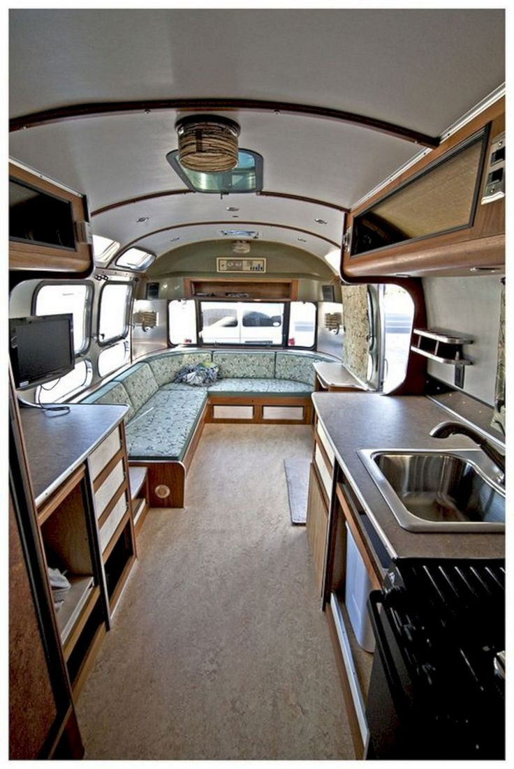 Interesting Airstream Interior Design 33 Elegant Airstream Interior Design Ideas You Need to