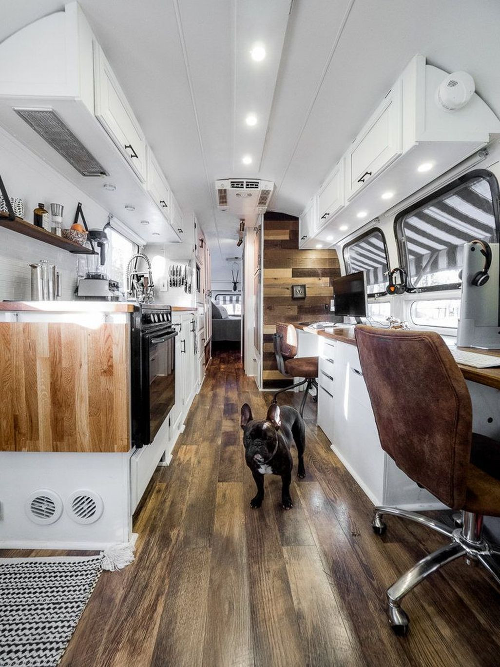 40 Interesting Airstream Interior Design Ideas Need Know