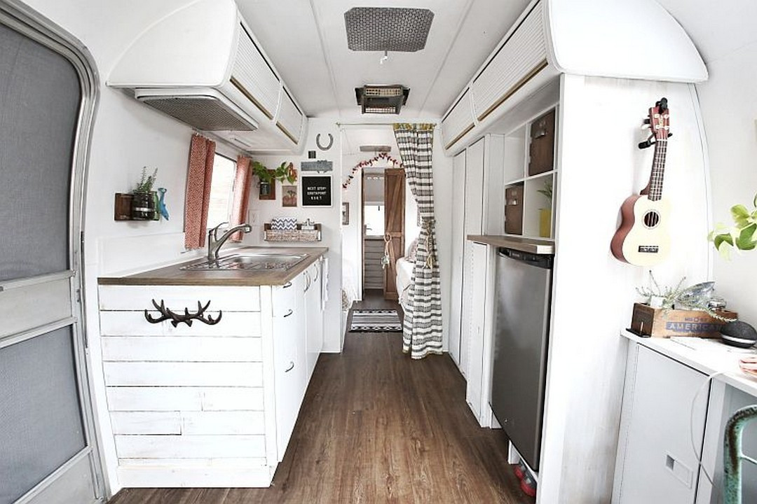 Interesting Airstream Interior Design 50 Modern Airstream Interior Design Ideas 36 Abchomedecor