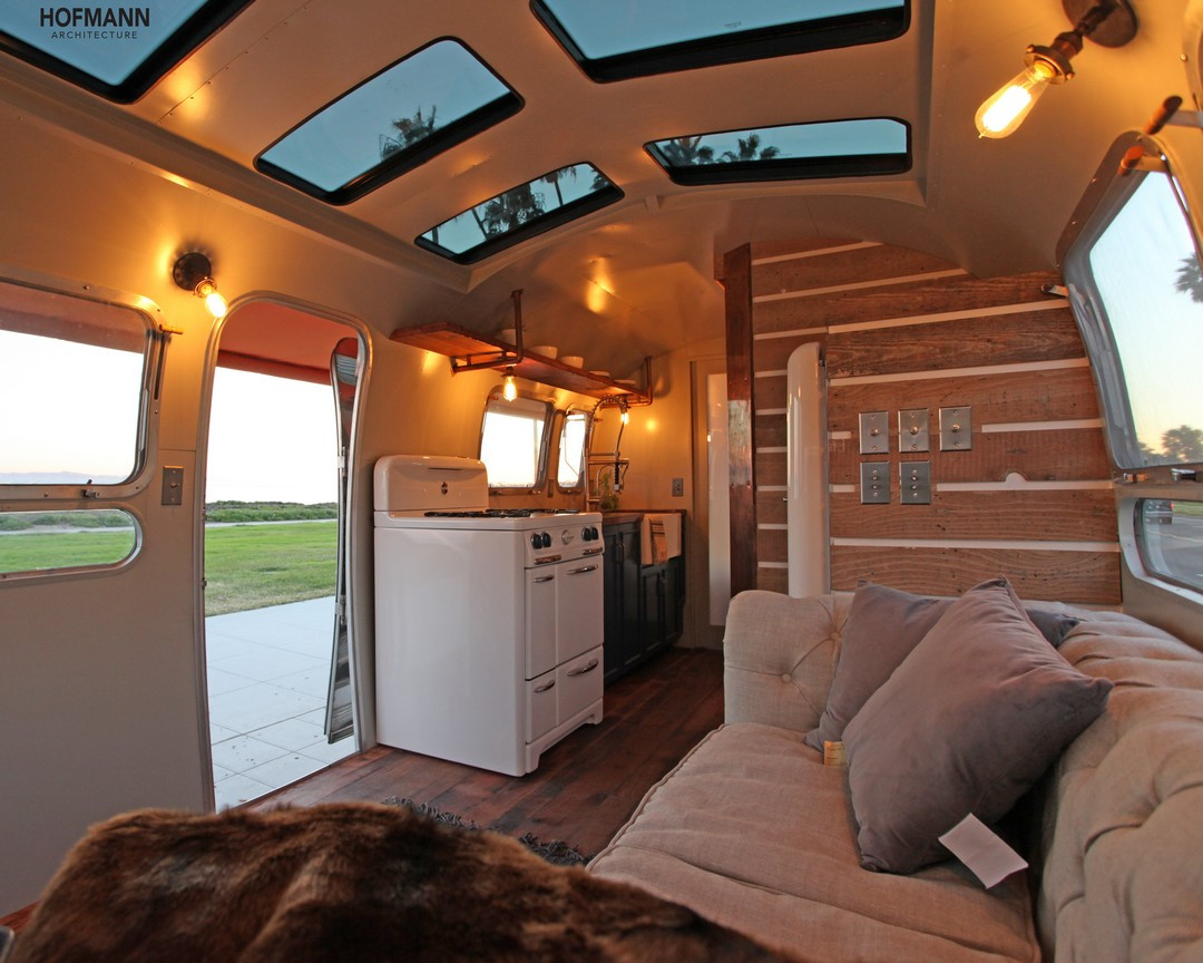 Interesting Airstream Interior Design 50 Modern Airstream Interior Design Ideas Abchomedecor