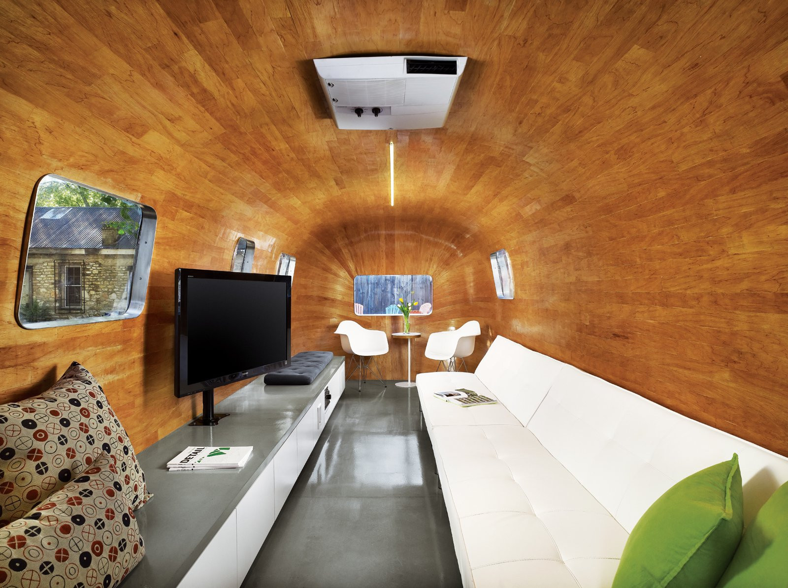 Interesting Airstream Interior Design 8 Ways to Renovate An Airstream Collection Of 8 S by