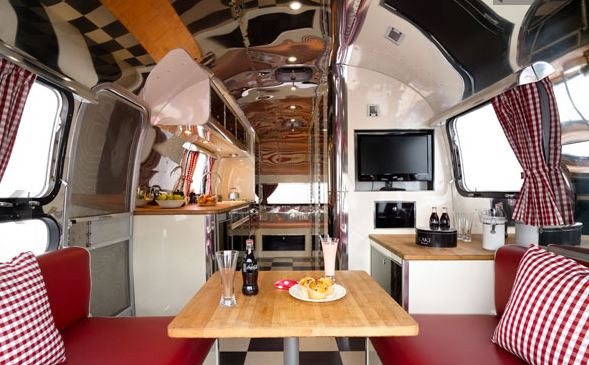 Interesting Airstream Interior Design Airstream Dreaming – Bold Blog