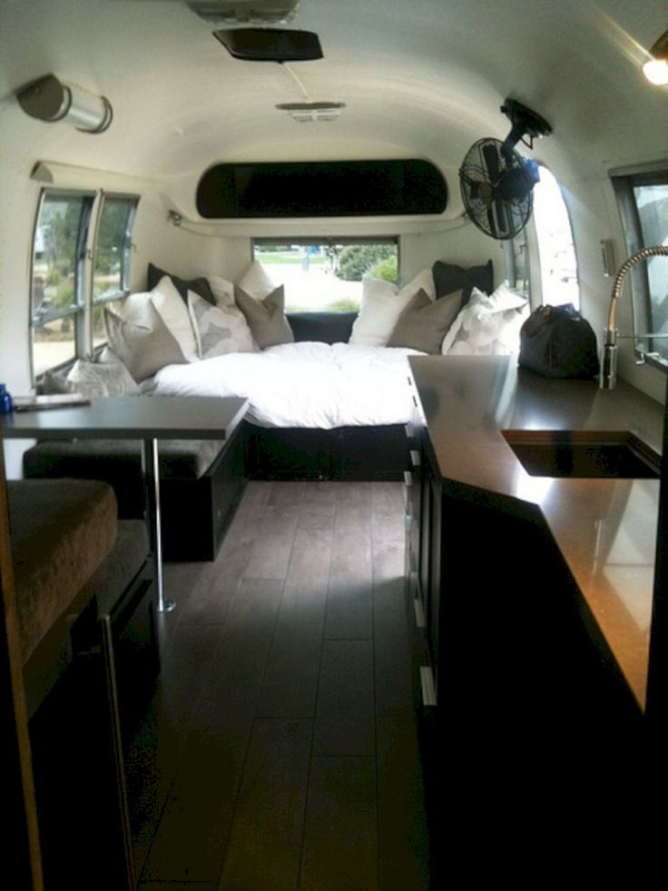 Interesting Airstream Interior Design Best 20 Airstream Interior Ideas On Pinterest