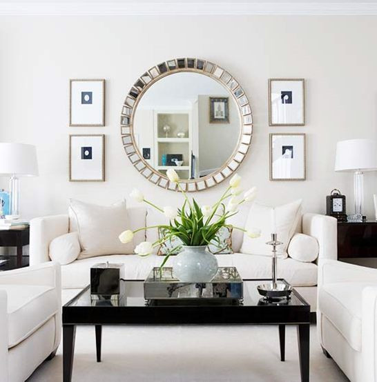Living Room Mirrors Ideas 25 Best Ideas About Living Room Wall Decor On Pinterest