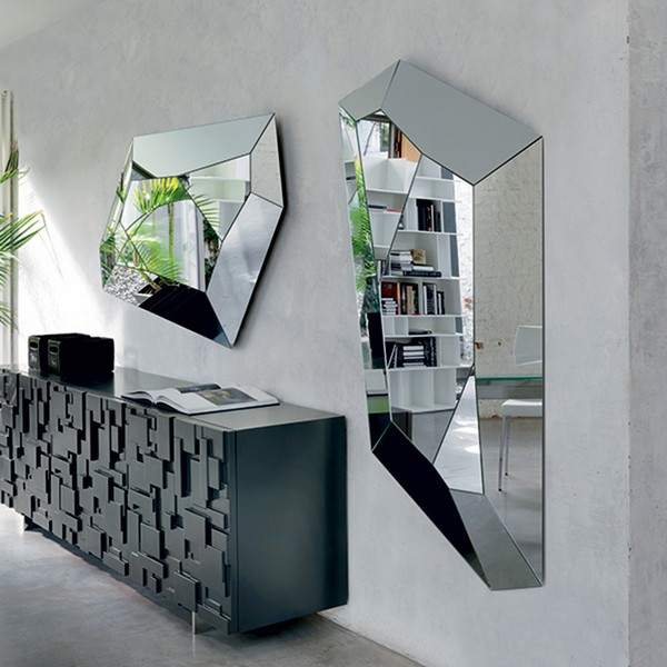 Living Room Mirrors Ideas Contemporary Wall Mirrors – Unique Wall Decoration Ideas
