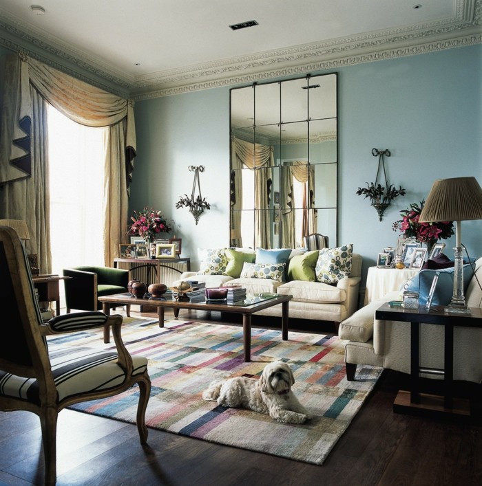 Living Room Mirrors Ideas Ideas How to Revive the Space 44 Wall Decoration