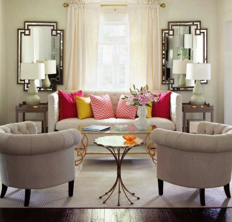 Living Room Mirrors Ideas Modern Living Room Mirrors to Elevate Your Interior Design