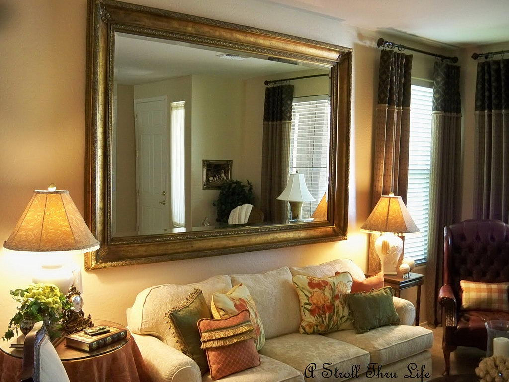 Living Room Mirrors Ideas some Living Room Wall Decor Mirrors Ideas 21 Photo