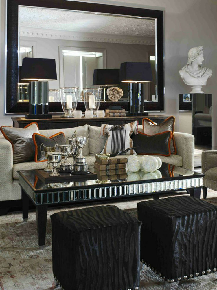 Living Room Mirrors Ideas the Most Beautiful Wall Mirror Designs for Your Living Room