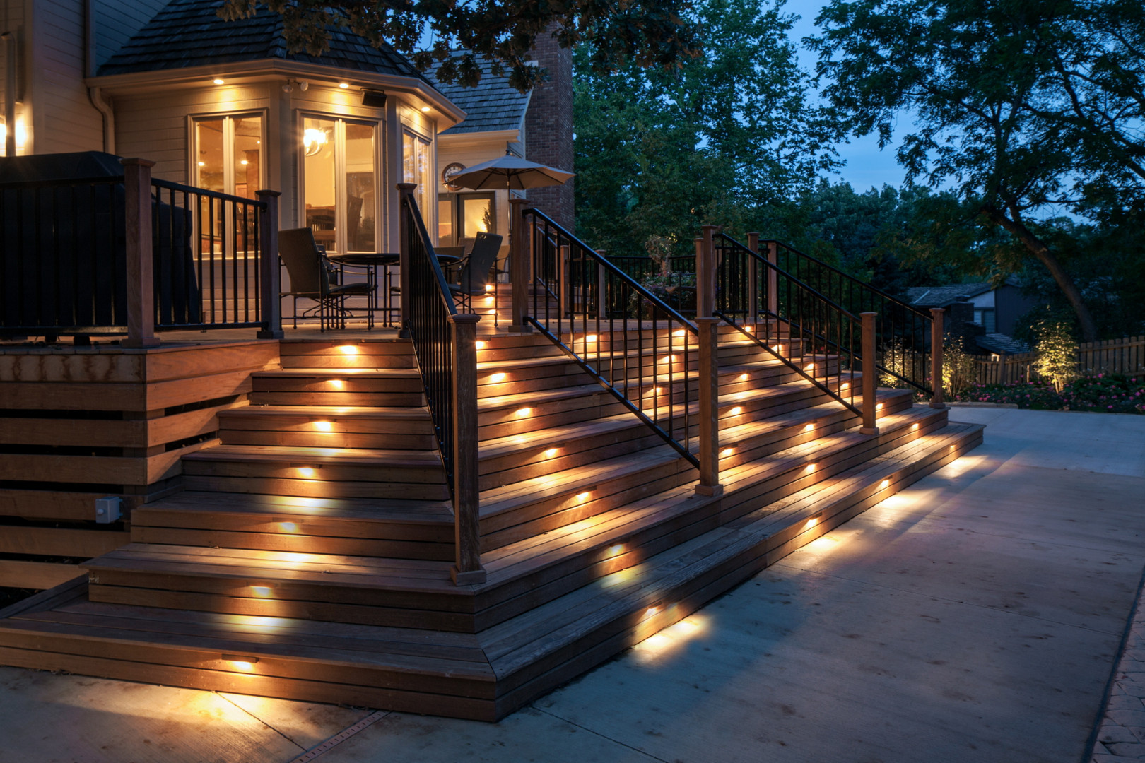 Outdoor Lighting Ideas 25 Amazing Deck Lights Ideas Hard and Simple Outdoor