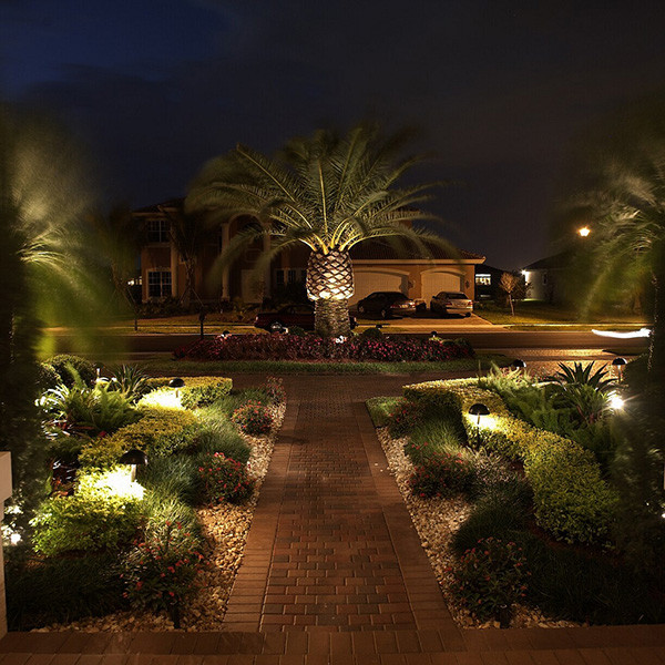 Outdoor Lighting Ideas Landscape Lighting Ideas Inviting Serene Outdoor