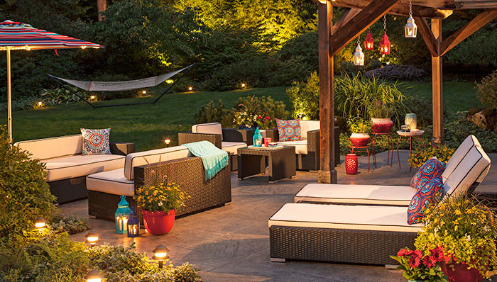 Outdoor Lighting Ideas Lighting Ideas for Outdoor Living