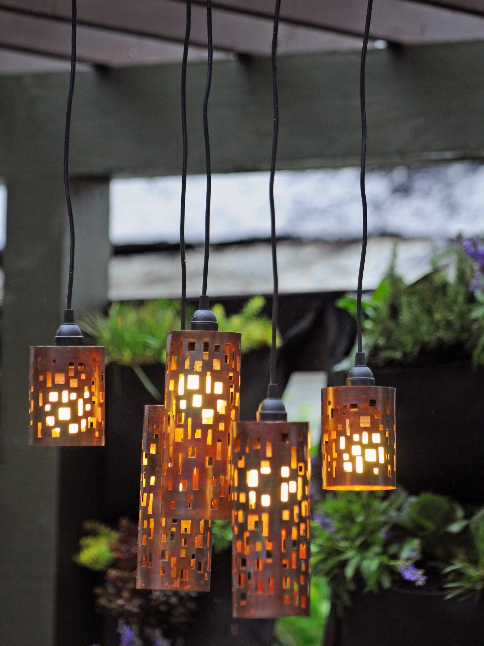 Outdoor Lighting Ideas Set the Mood with Outdoor Lighting