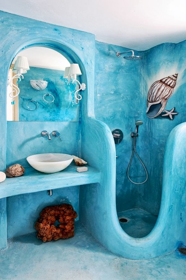 Unusual and Wonderful Bathroom Designs 18 Cool Blue Kids Bathroom Design Ideas