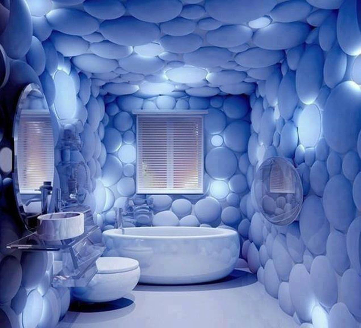 Unusual and Wonderful Bathroom Designs 22 Baños Que Puedes Encontrar Alrededor Del Mundo