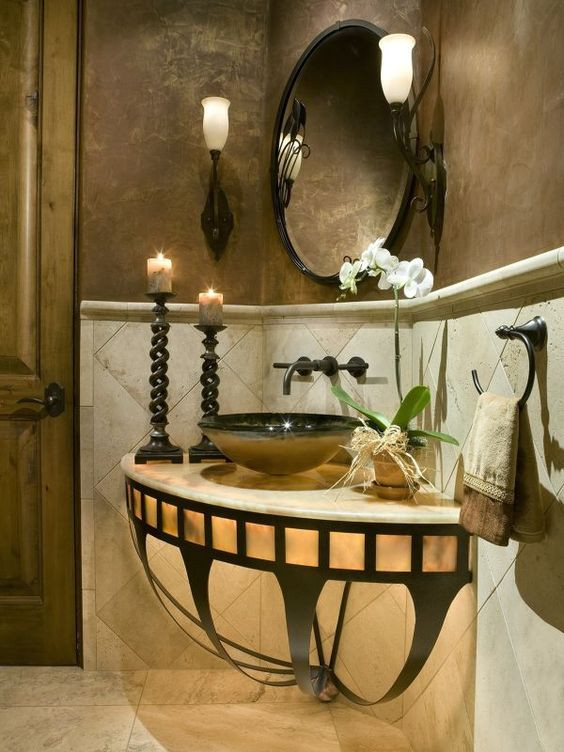 35 Unique Bathroom Sink Designs For Your Beautiful Bathroom