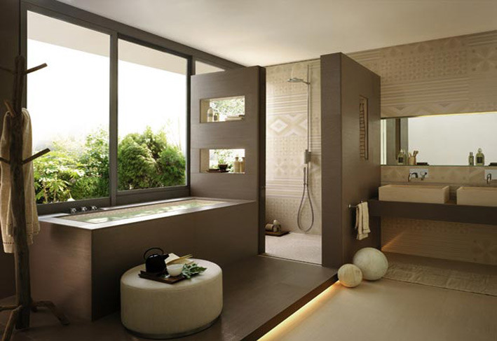 Unusual and Wonderful Bathroom Designs Unique Bathroom Designs