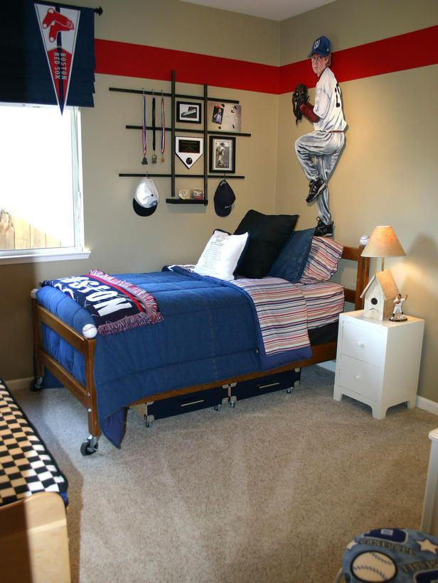 10 Year Old Boy Bedroom Ideas Kids Rooms On A Bud Our 10 Favorites From Hgtv Fans