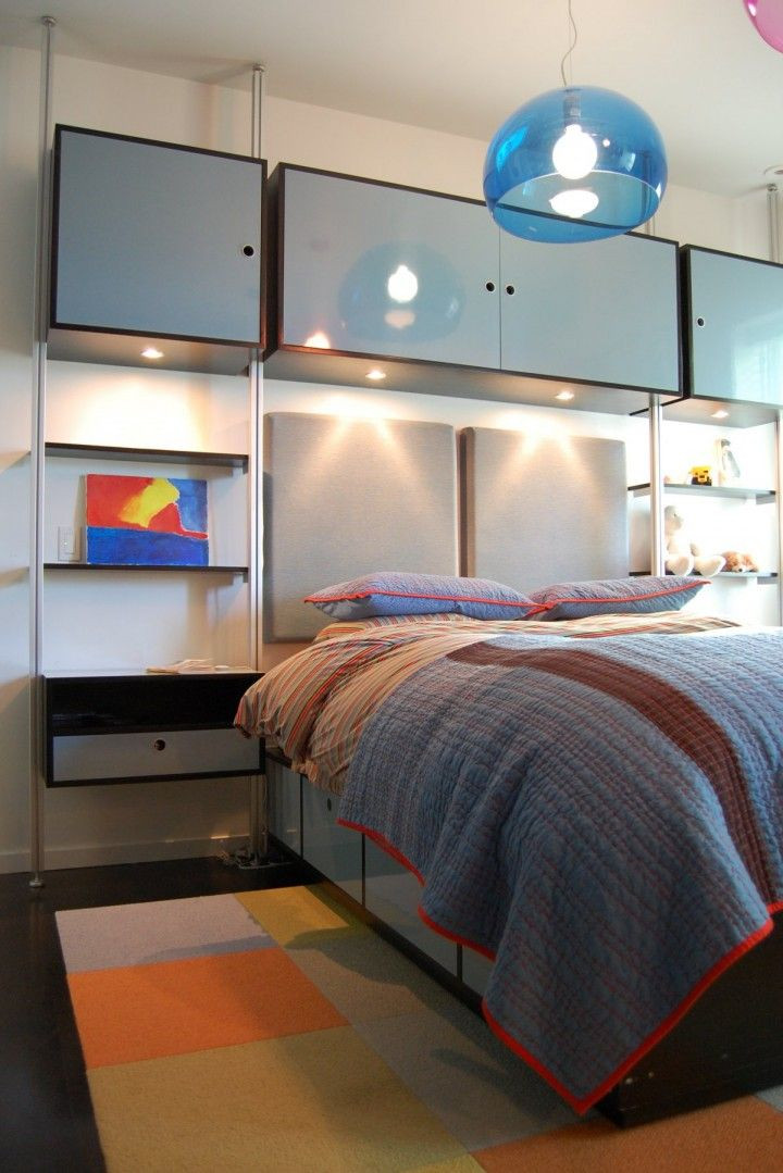 10 Year Old Boy Bedroom Ideas Modern 12 Year Old Boys Bedroom with Blue Bed and Storage