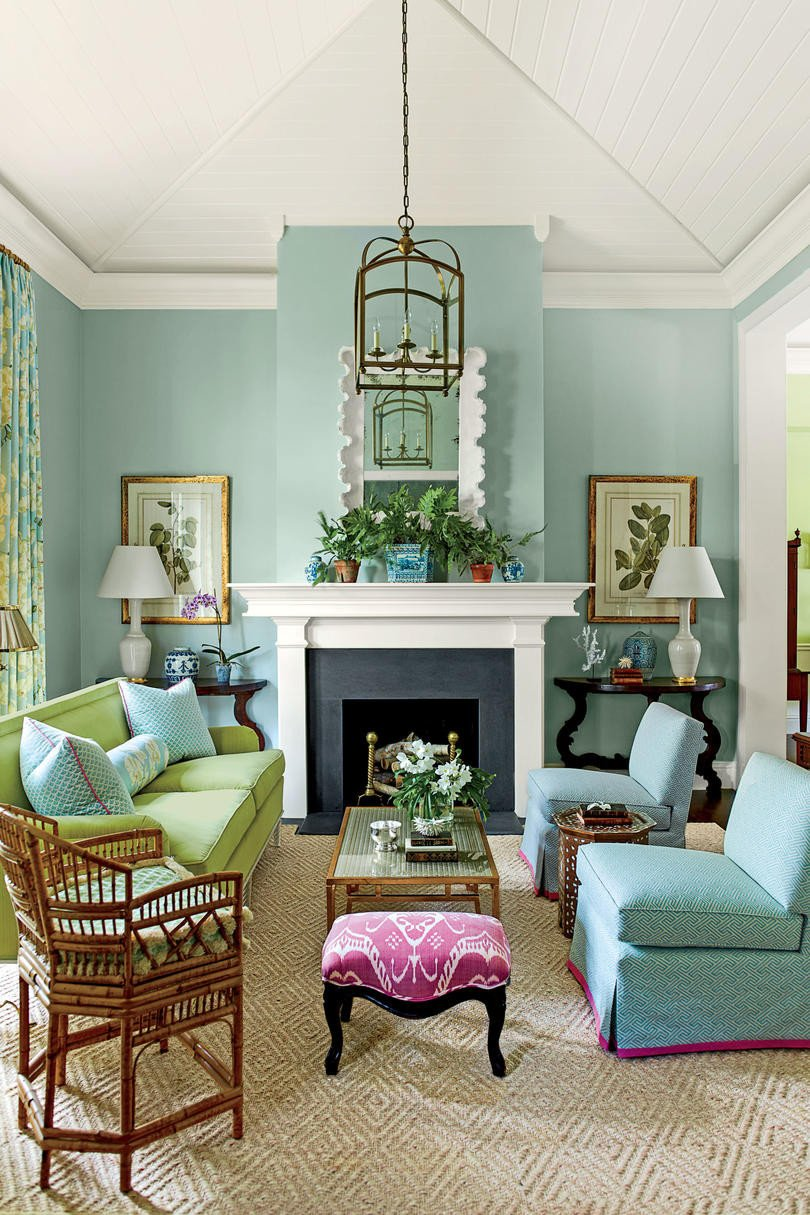Accent Decor for Living Room 106 Living Room Decorating Ideas southern Living