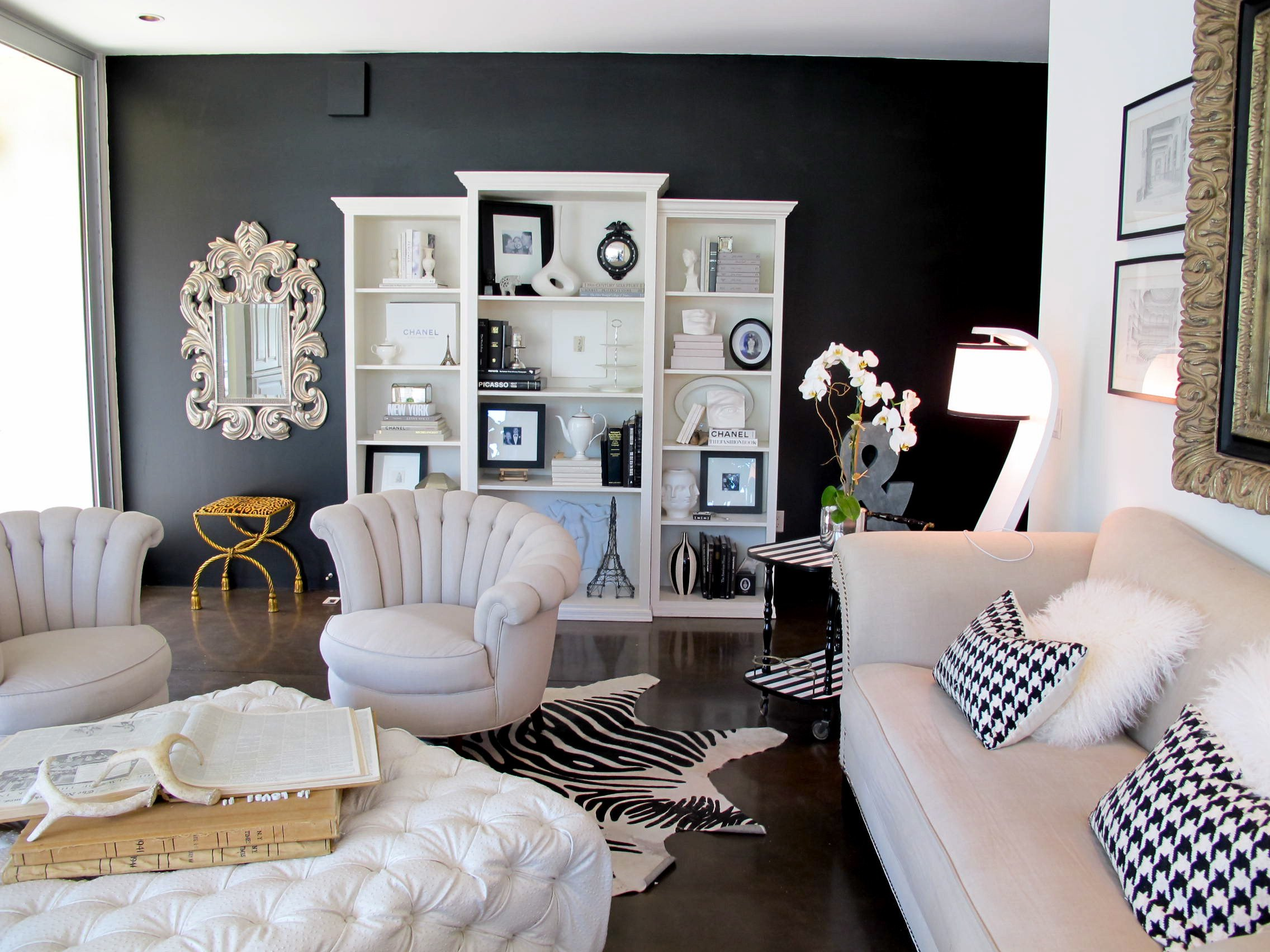 Accent Decor for Living Room Accent Wall