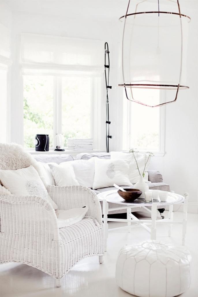 All White Living Room Decor 15 Serene All White Living Room Design Ideas Rilane