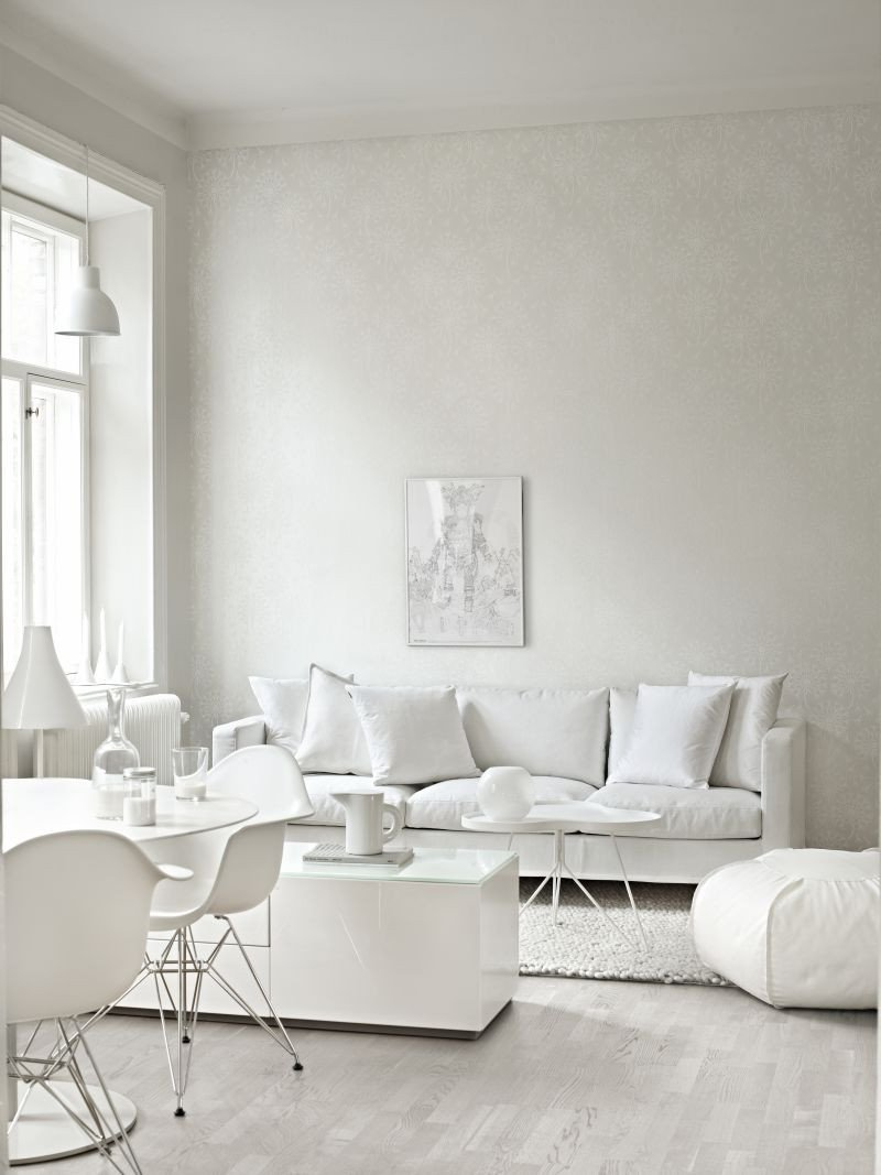 All White Living Room Decor 30 White Living Room Ideas – the Wow Style