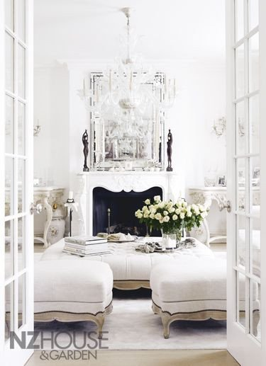 All White Living Room Decor 64 White Living Room Ideas My Home