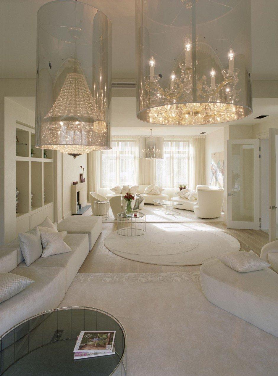 All White Living Room Decor Fashionably Elegant Living Room Ideas Decoholic