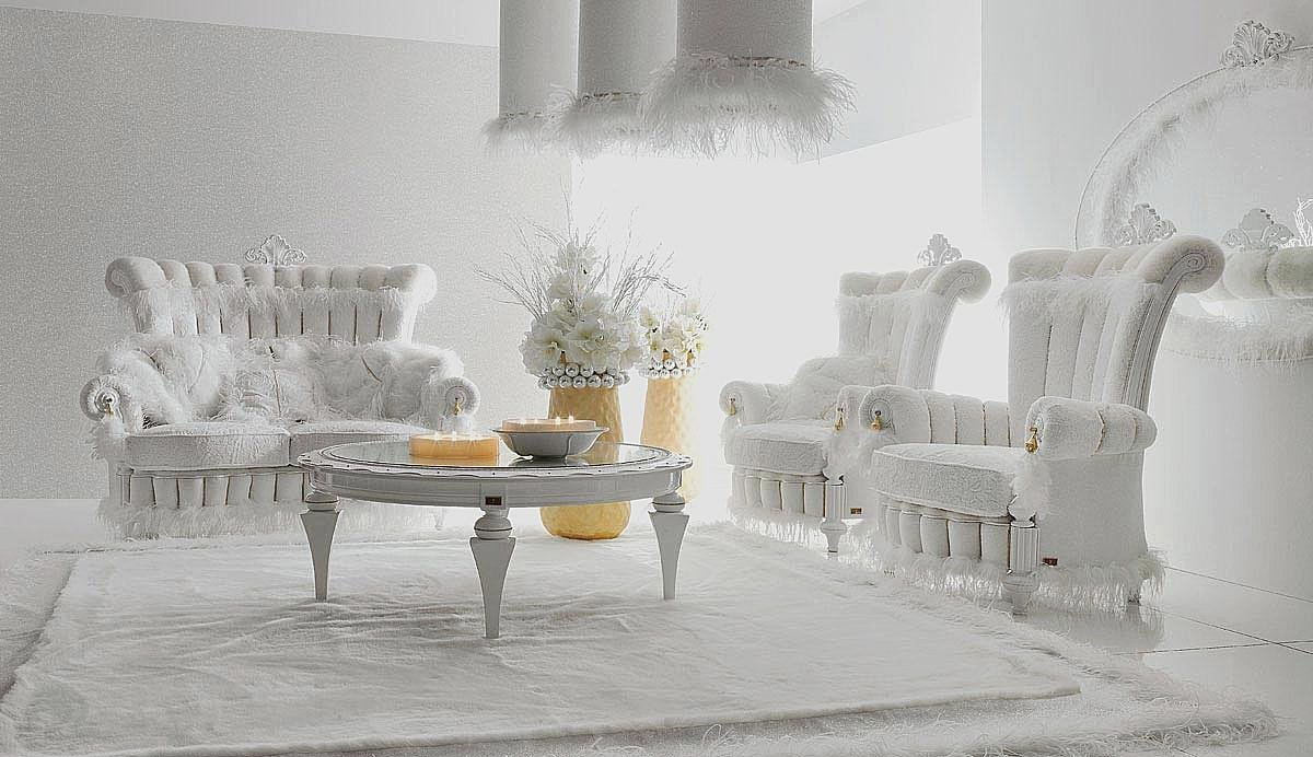 All White Living Room Decor White Room Elegance Brilliance and Beauty