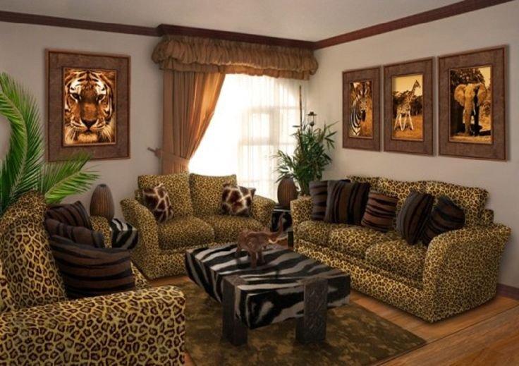 Animal Print Living Room Decor 50 Best Images About Animal Print sofa On Pinterest