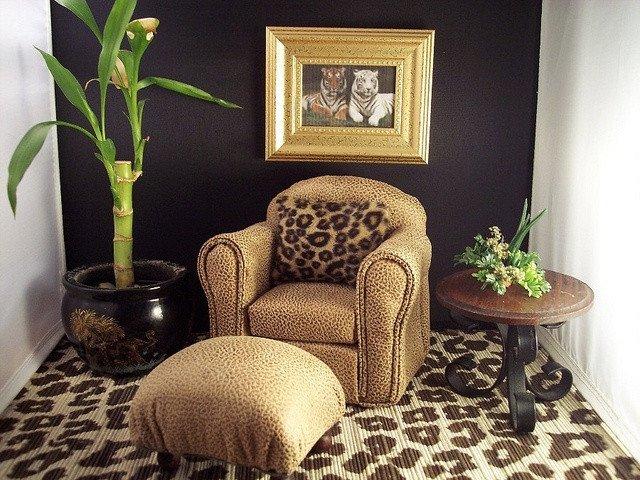 Animal Print Living Room Decor Leopard Print Decor Living Room