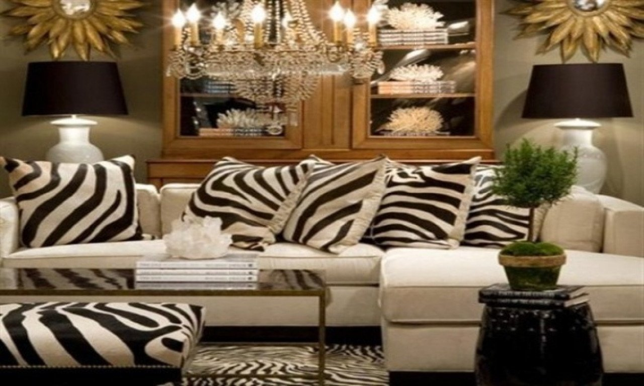Animal Print Living Room Decor Zebra Print Living Room Decor Zion Star