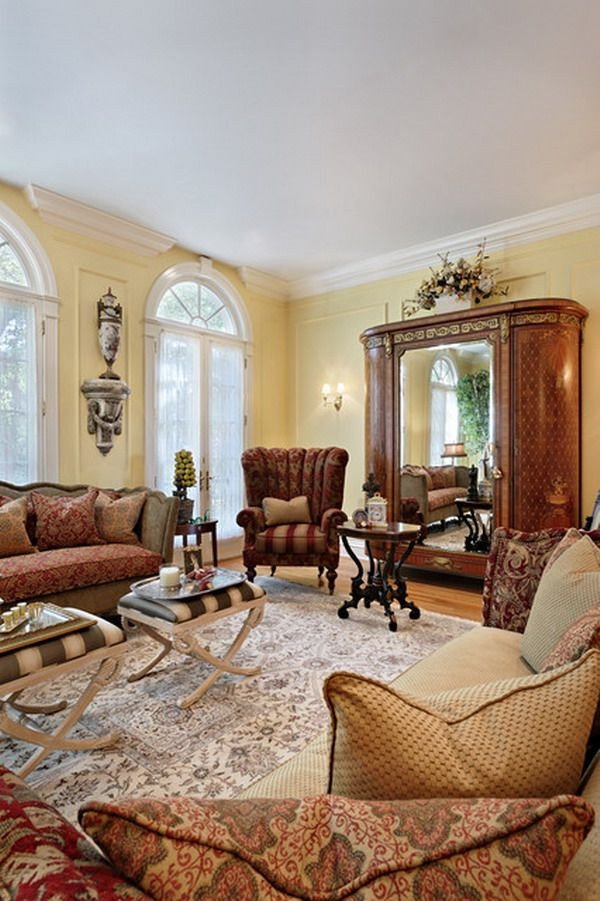 Apartment Living Room Decor Ideas 31 Victorian Living Room Design Ideas