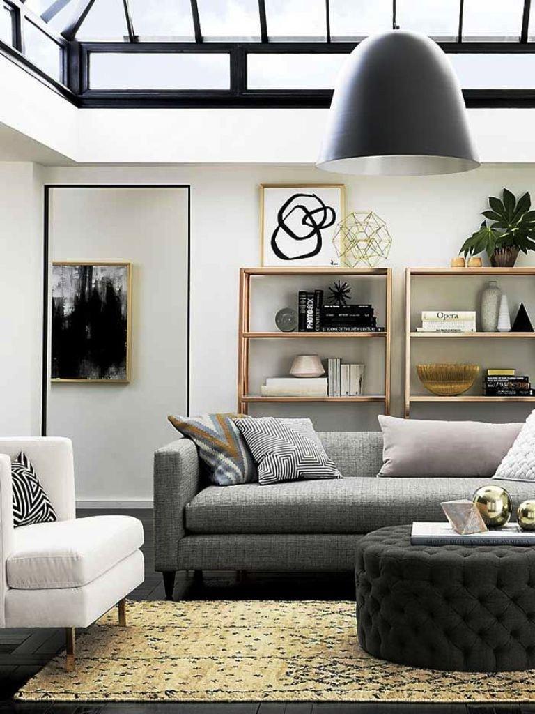 Apartment Living Room Decorating 25 Amazing Modern Apartment Living Room Design and Ideas