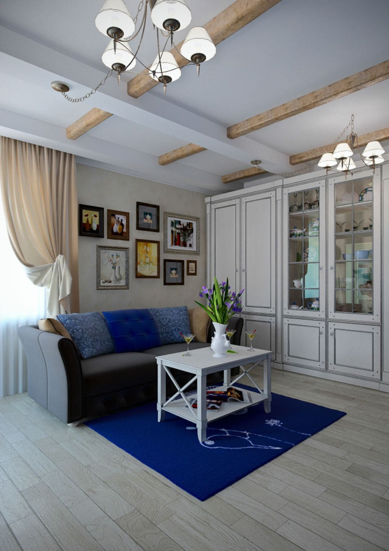 Apartment Living Room Ideas Apartment Interior Design In the Provence Style