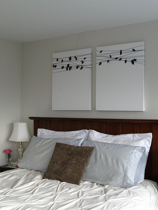 Arts for Bedroom Walls 15 Easy Diy Wall Art Ideas You Ll Fall In Love with