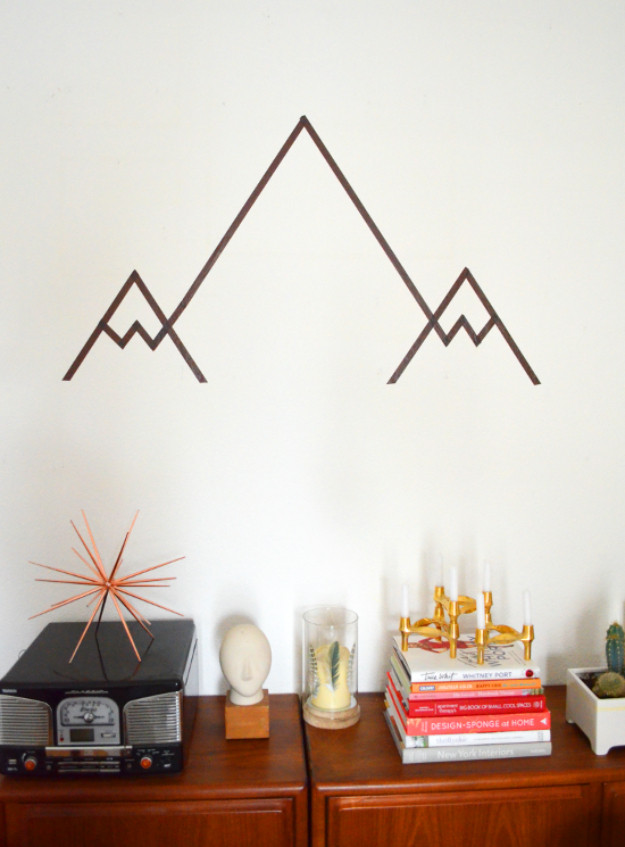Arts for Bedroom Walls 17 Simple and Easy Diy Wall Art Ideas for Your Bedroom