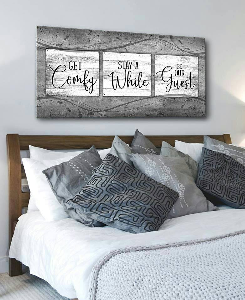 Arts for Bedroom Walls Bedroom Wall Art Get Fy Stay A while Wood Frame Ready