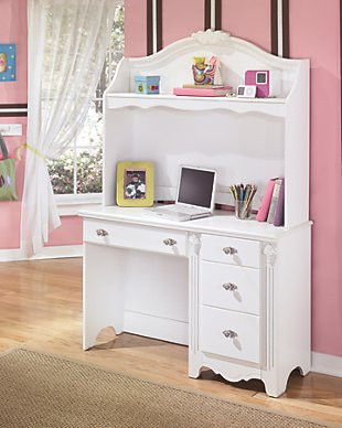 Ashley Furniture Kids Bedroom Exquisite Desk and Hutch