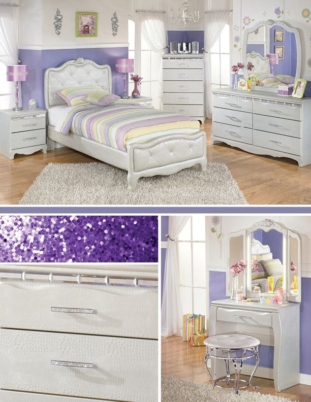 Ashley Furniture Kids Bedroom Harlem Furniture Bedroom Sets