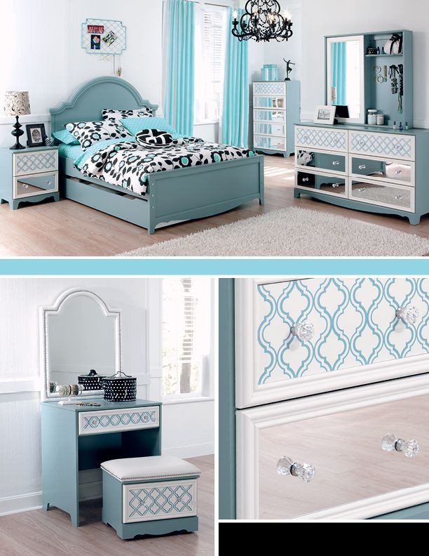 Ashley Furniture Kids Bedroom Mivara New Girl S Bedroom Set by ashley Furniture