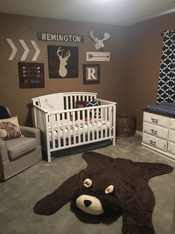 Baby Boy Bedroom theme 10 Gorgeous Nursery Ideas for Boys