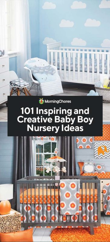 Baby Boy Bedroom theme 101 Inspiring and Creative Baby Boy Nursery Ideas