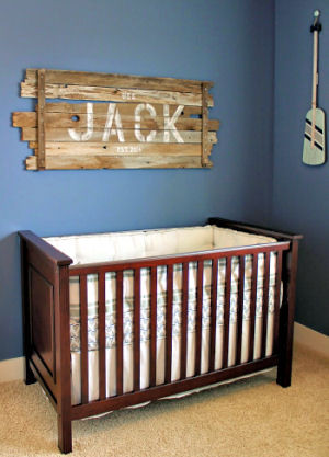 Baby Boy Bedroom theme Nautical Nursery with Lots Of Ideas for Nautical themes